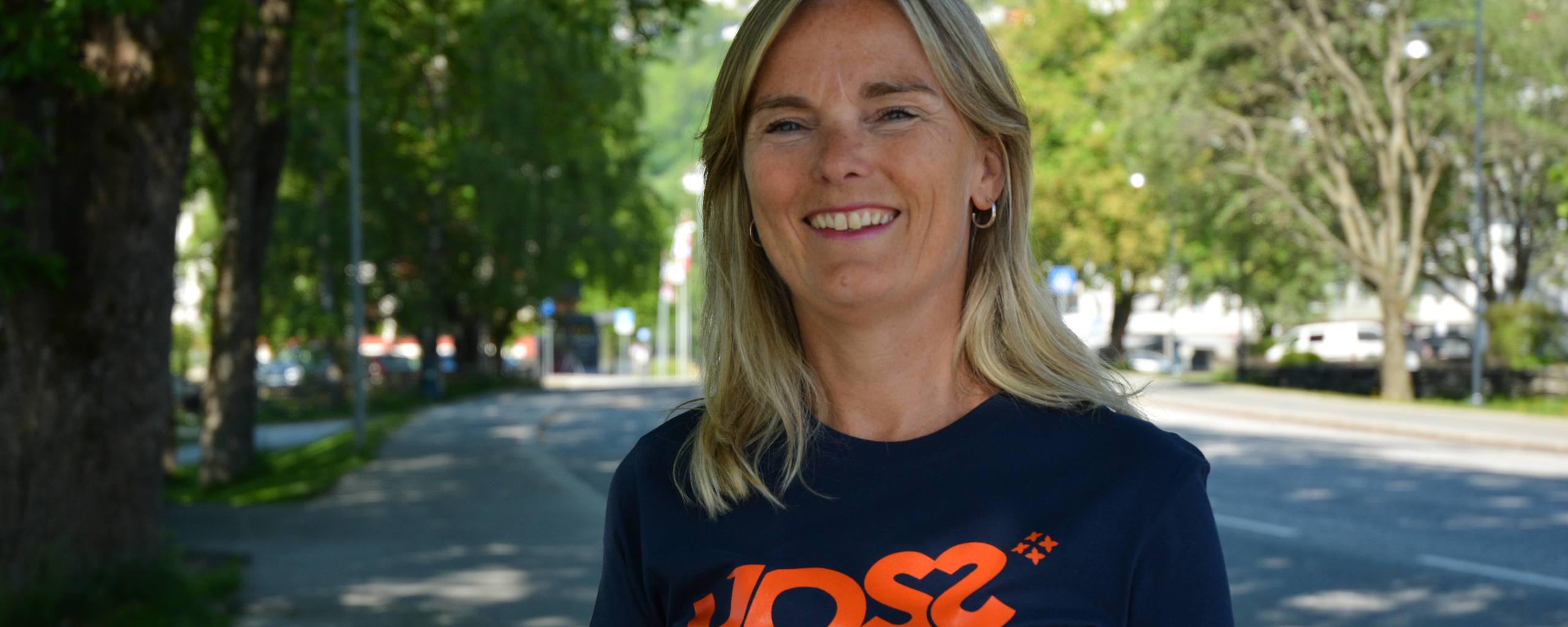 Mona H. Hellesnes, dagleg leiar i Destinasjon Voss